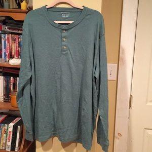 Croft & borrow XXL men's long sleeve shirt